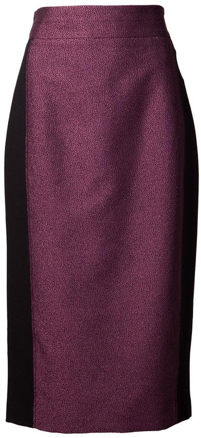 L'Wren Scott fitted pencil skirt