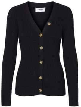 Vero Moda Goya Cotton Blend Cardigan