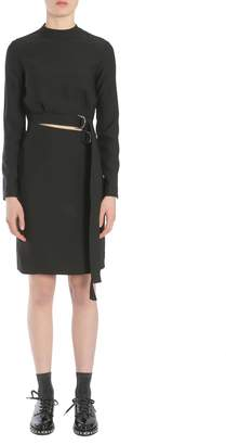 Carven Dress With Double Belt