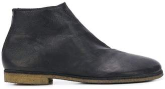 Guidi rounded toe ankle boots