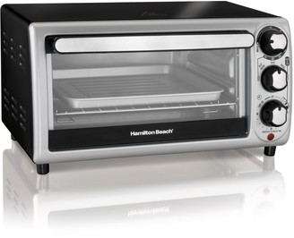 Hamilton Beach 4-Slice Toaster Oven