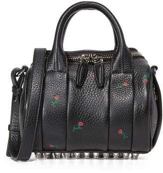 Alexander Wang Mini Rockie Duffel Bag $750 thestylecure.com