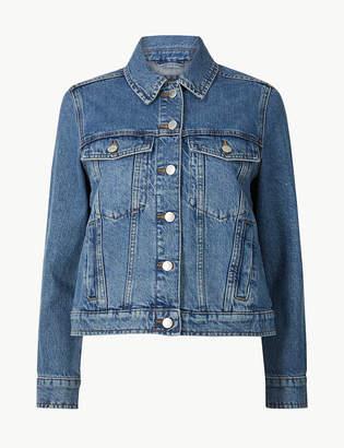 Marks and Spencer PETITE Denim Jacket