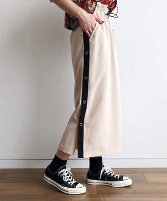 Pageboy (ページ ボーイ) - スナップラインナロースカート