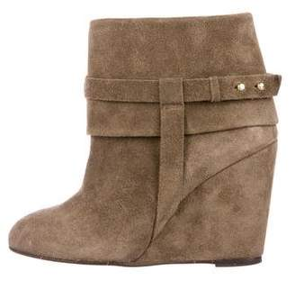 Tila March Suede Ankle Boots