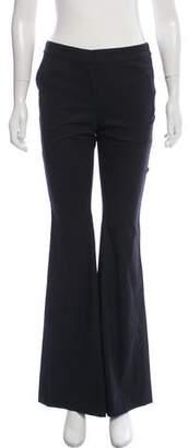 Rachel Zoe Mid-Rise Wide-Leg Pants w/ Tags