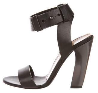 545d7088e69 Pre-Owned at TheRealReal · Tom Ford Leather Ankle-Strap Sandals