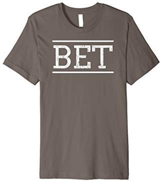 Urban Slang Shirts: BET T-Shirt