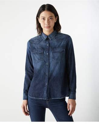 AG Jeans The Deanna Shirt - Timeless