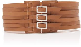 Maison Vaincourt M'O Exclusive Multi Strap Belt