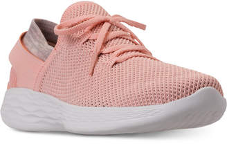 Skechers Women's 4 You Spirit Casual Walking Sneakers from Finish Line from Finish Line