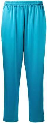 Gianluca Capannolo elastic waist trousers