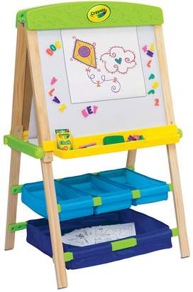 Crayola Draw 'n Store Wood Easel