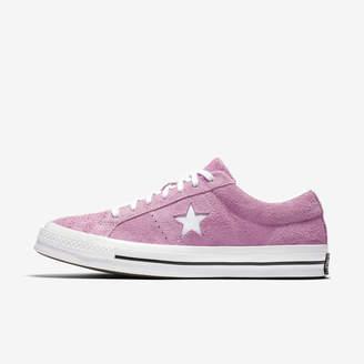 Converse One Star Premium Suede Low TopMen's Shoe