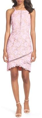 Women's Adelyn Rae Lace Sheath Dress $116 thestylecure.com