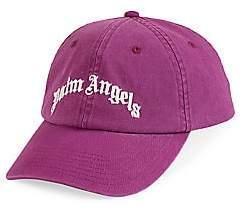 Palm Angels Men's Arch Logo Baseball Cap