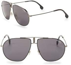 Carrera 62MM Pilot Sunglasses