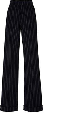 Jonathan Simkhai Pinstripe Tailoring Newton Pant