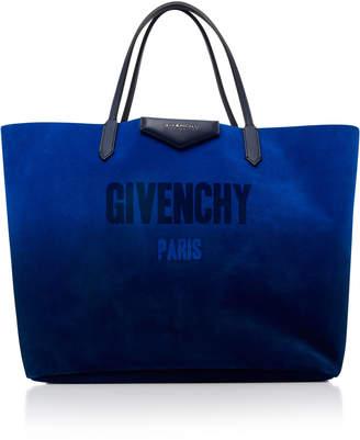 Givenchy Antigona Suede Tote