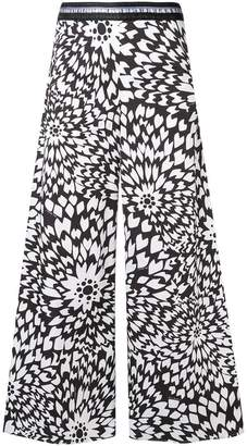 Missoni floral palazzo trousers