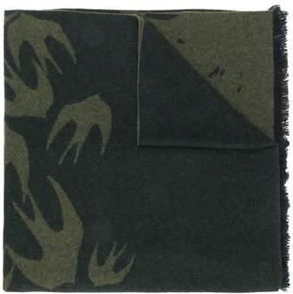 McQ Swallow Swarm scarf