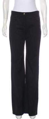 Chloé Mid-rise Wide-Leg Jeans