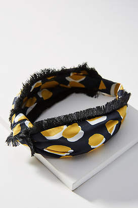 Anthropologie Blake Printed Headband