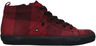 Leather Crown High-tops & sneakers - Item 11528165KE