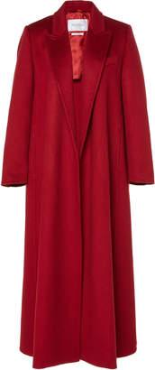 Max Mara Kriss Brushed Cashmere Maxi Coat