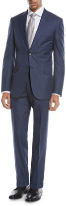 Brioni Multi-Striped Two-Piece Wool-Blend Suit