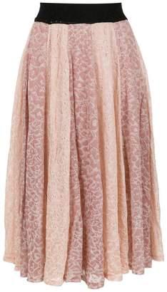 Cecilia Prado knit Adalgia midi skirt
