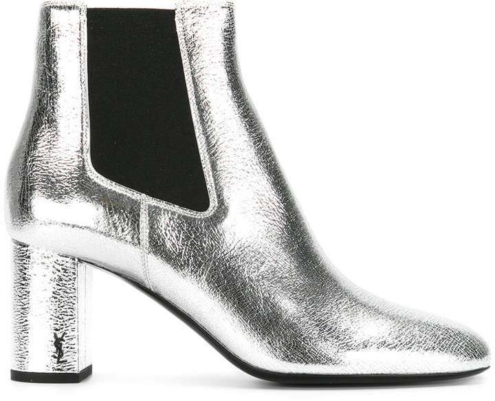Saint Laurent Lou Lou ankle boots