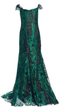 Green Evening Dresses Shopstyle