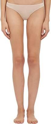 Skin Women's Organic Cotton Thong - Nudeflesh