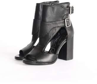 Kelsi Dagger Leather Garin Heels $120 thestylecure.com