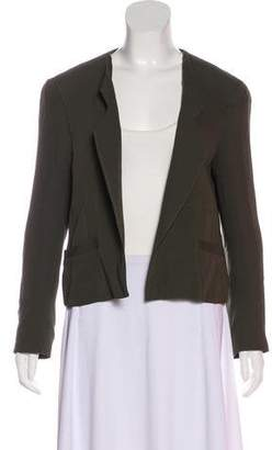Jenni Kayne Structured Silk Jacket