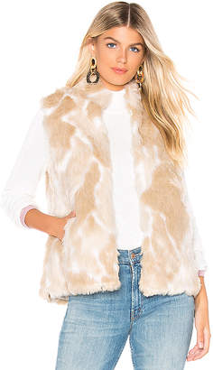 BB Dakota JACK by Faux Fur What Vest