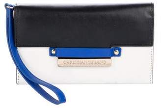 Christian Siriano Leather Wallet iPhone Case