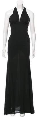 Versus Chiffon Evening Dress w/ Tags