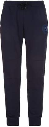 Fendi Logo Jersey Sweatpants