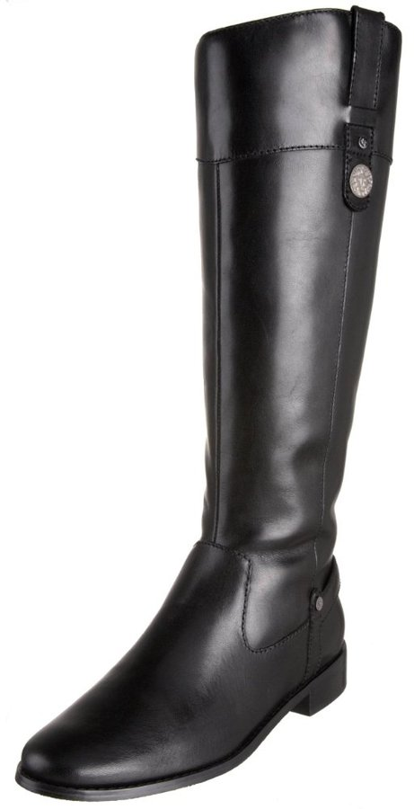 AK Anne Klein Women's Calantha Knee-High Boot