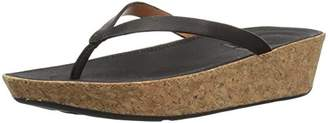 FitFlop Women's Bon II Back-Strap Wedge Sandal