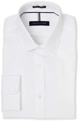 Tommy Hilfiger Slim Fit Soft Touch Dress Shirt
