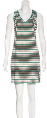 Missoni Striped Mini Dress