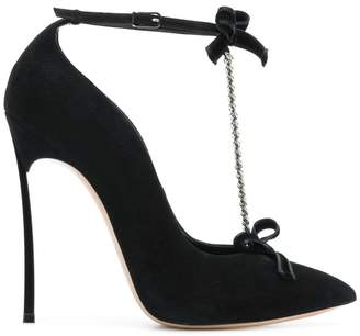 Casadei Blade T-bar pumps