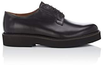 Barneys New York Men's Plain-Toe Leather Bluchers