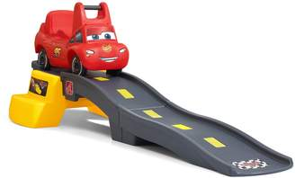 Step2 Disney / Pixar Cars 3 Lightning McQueen Up & Down Roller Coaster