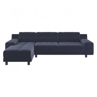 Hendricks Left-Arm 4 Seater Chaise Sofa