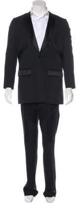 Givenchy Wool Peak-Lapel Tuxedo