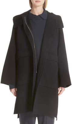 Sofie D'hoore Candia Double Faced Wool & Cashmere Coat